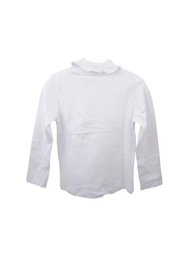 Zeyland Tişört Beyaz